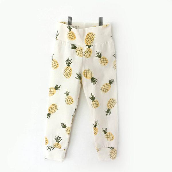 Legging ananas bébé et enfant
