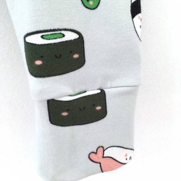 Legging bébé fille sushi