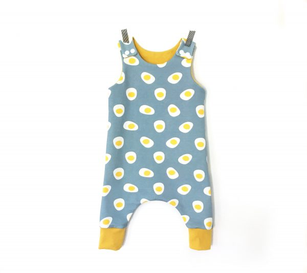 Salopette sarouel OEUF pour bébé et enfant