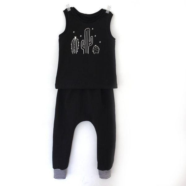 Sarouel bebe noir