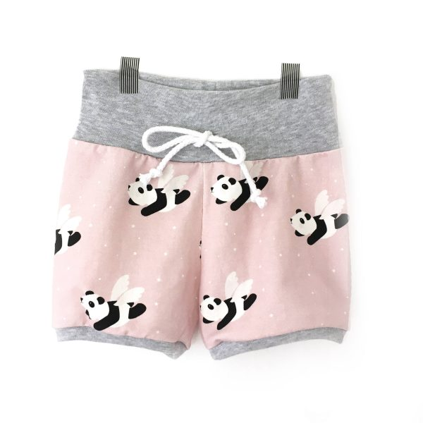 Short jersey pandas volants