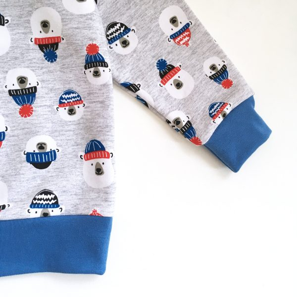 Sweat chaud COSY WINTER BEAR