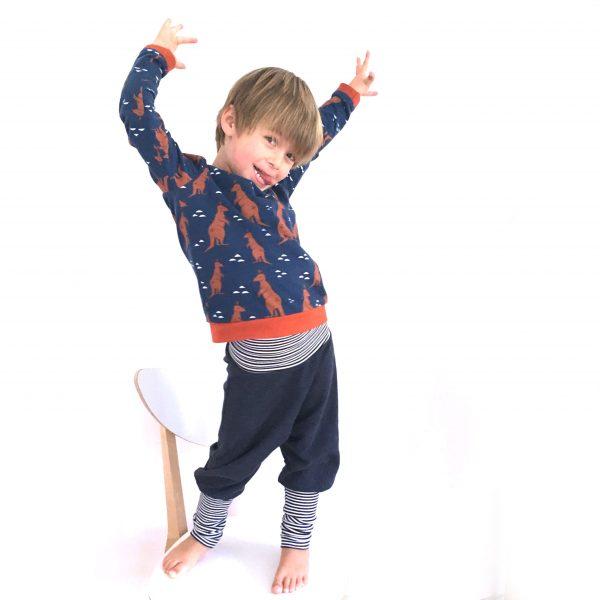 Sarouel-knickerbocker-enfant