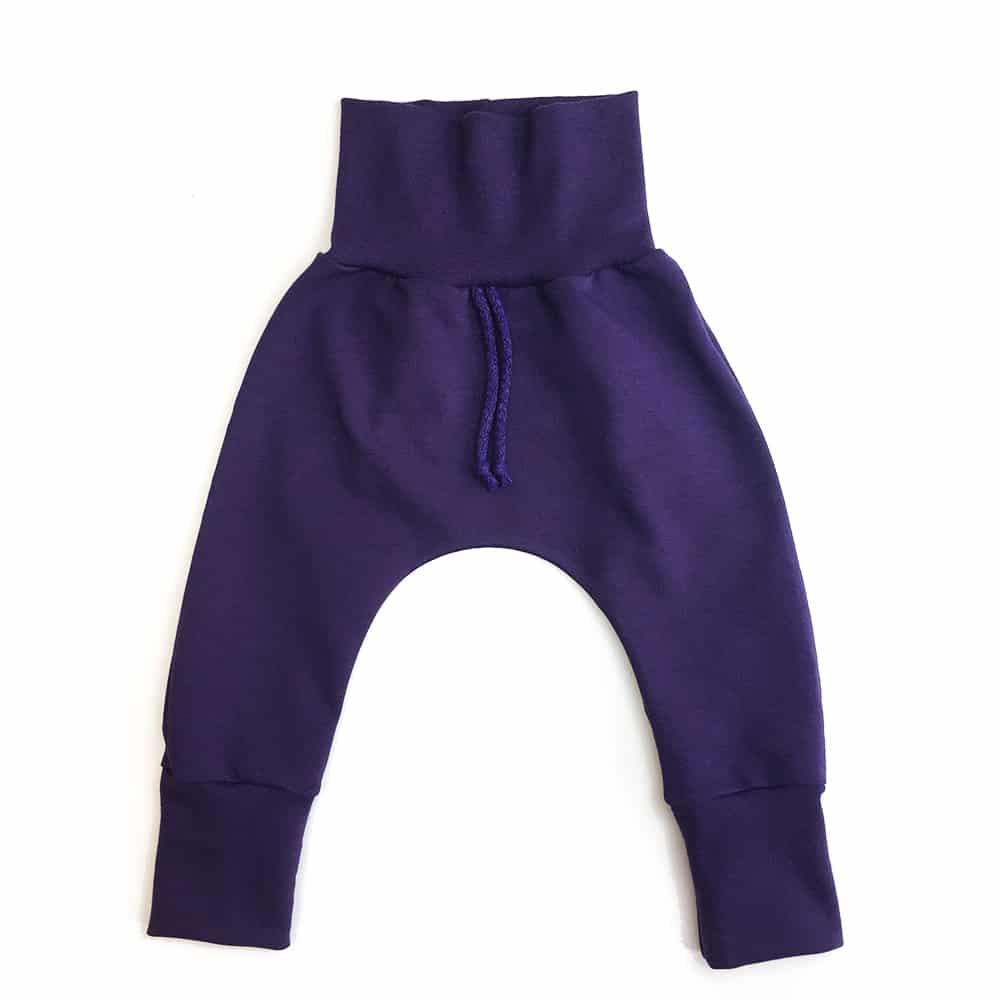 Sarouel-violet