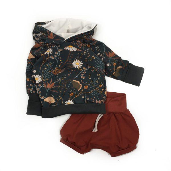 Set-hoodie-flower-field-Bloomer-terracotta copy