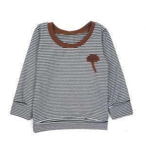 t-shirt manches longues Petit bandit