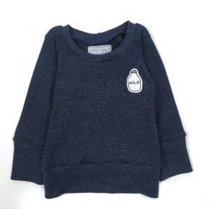 t-shirt-jersey-cotelé