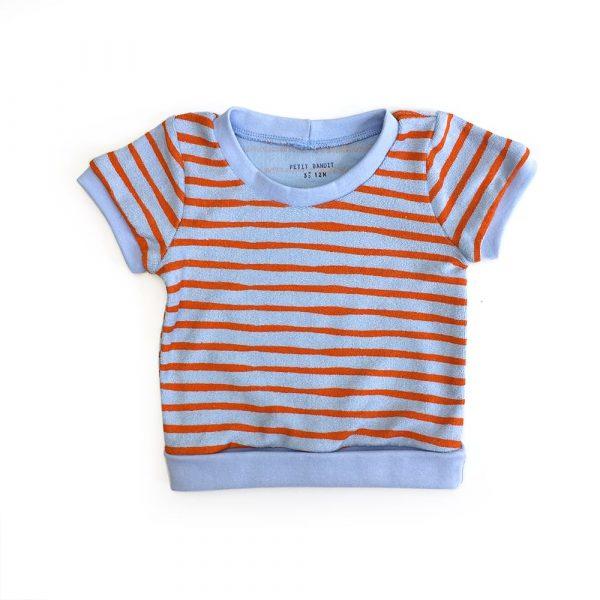 t-shirt-orange-stripe-evo